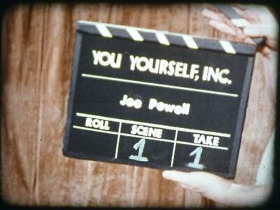 You, Yourself, Incorporated 1969 16mm short film Documentary