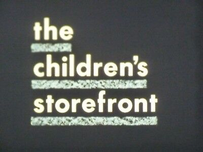 The Children's Storefront 1987 16mm short film Karen Goodman Harlem New York
