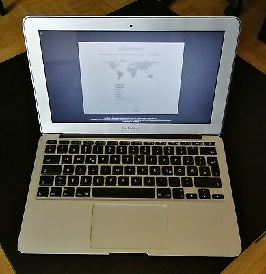 "Apple MacBook Air 11"" Mid 2011"