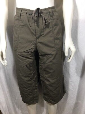 Pre-Owned Women's The North Face Capri Exercise,Hiking, Running Pant