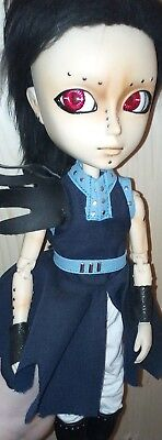 "Taeyang ""Gajeel Redfox"" Fairy Tail doll custom pullip anime mangs"