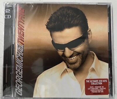 George Michael - Twenty Five (2CD) New/Sealed Free P&P