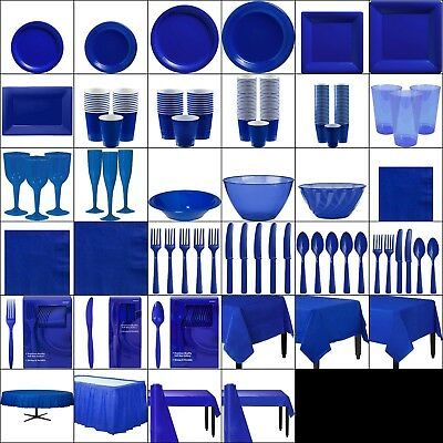 Royal Blue Party Table Wear Summer Fiesta Beach, BBQ, Birthday, Wholesale, Child