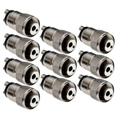 10X Tubing Connector Changer Adapter Converter M4 to B2 F/ High Speed handpiece
