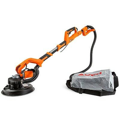1800W Drywall Sander with Automatic Vacuum System - Long Reach