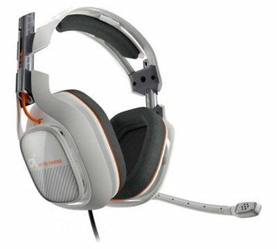 Astro A40 Light Grey Gaming Headset for Xbox One PC/PS4 - Grade A Refurbished