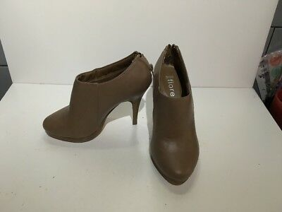 Fiore Ladies Shoe Boot Size 3, Vegan Leather, Brand New Without Tags, Lovely