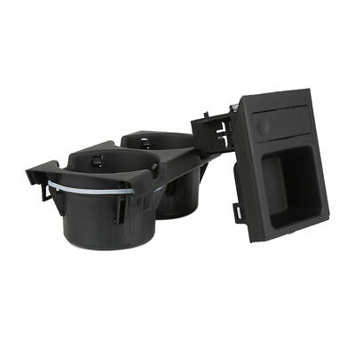 For BMW E46 318 320 325 98-04 Plastic Water Cup Holder Money Storage Box BS2