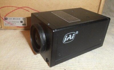 JAI CV-M50IR Industrial CCD Video Camera with adjustable switches  - new in box