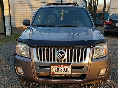 2008 Mercury Mariner  NO RESERVE, 2008 Mercury Mariner V6, Front wheel drive, SUV, Clear Title,