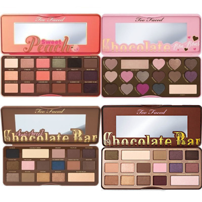 Palette Ombretti TOO FACED : CHOCOLATE BAR / SEMI SWEET / BON BONS / SWEET PEACH
