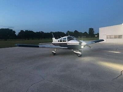 Piper Challenger 180  (PA-28-180) LOW ENGINE TIME