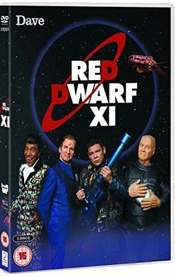 Red Dwarf - Series XI [DVD] [2016][Region 2]