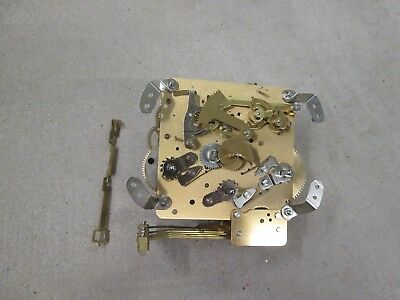 Hermle Westminster Chime Wall Clock Movement, 341-021 35cm, Working Condition
