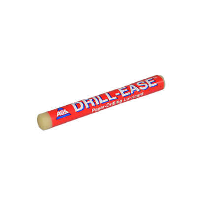 Drill Ease Stick Lubricant Paper Drill Wax Stick - Package of 5