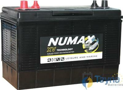 Numax CXV35MF  Sealed Batterie Camping Bateau   12V 120Ah 1100MCA   500 Cycles X