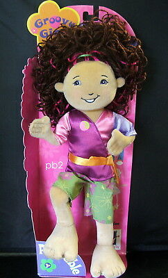groovy girls BRYLEE POSABLE 13 inches retired Brand New in packaging  2007
