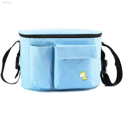 A836FA8 Baby Strollers Hanging Storage Bag Organizer Mommy Pouch Multifunctional