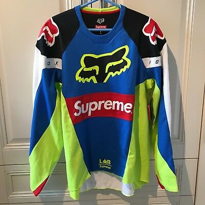 Supreme x Fox Racing Motocross Jersey Multi Large (L)