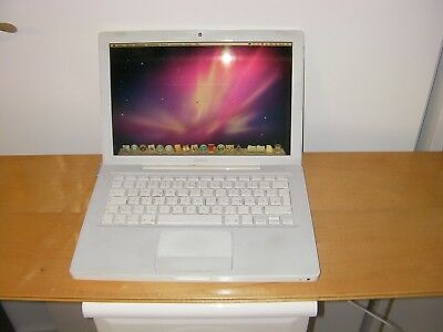 "Apple Macbook A1181 13,3"" 2007 2,0GHz Intel Core 2Duo 4GB RAM 160GB HDD Snow Leo"