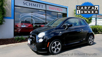 FIAT 500e e Battery Electric 2015 Fiat 500e Fully Electric Vehicle, 1-Owner, Sunroof, Clean Carfax!