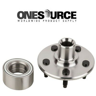 ONE SOURCE FRONT 5 Lug Wheel Hub Bearing Assembly 1995-1999 DODGE PLYMOUTH NEON