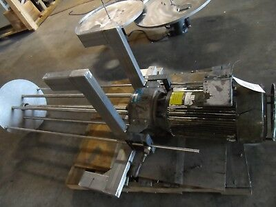 Arde Barinco Inc. Homogenizer (Model T5-25524R060B)