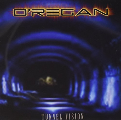 Oregan-Tunnel Vision  (UK IMPORT)  CD NEW