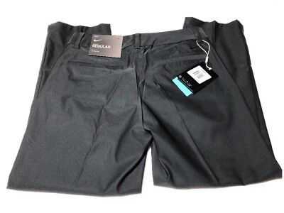 Nike Golf Womens Dri-Fit Stay Cool Regular Fit Pants Size 2 and 6 725712-010.