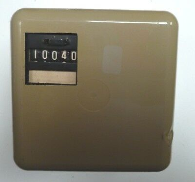 GPO Strowger Metering Unit 3c Used and not tested see pix