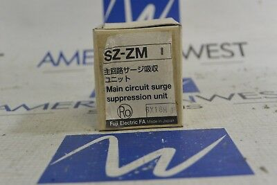 NEW FUJI ELECTRIC SZ-ZM1 MAIN CIRCUIT SURGE AC  250V 50/60Hz