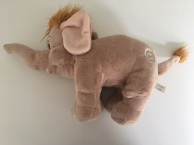 """Disney Store Jungle Book Baby Elephant Soft Toy Plush Cuddly Approx 20"""""""