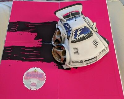 """Speed Freaks """"Cossie"""" by Country Artists - Boxed with Accessories - See pics."""