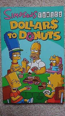 The Simpsons Dollars to Donuts