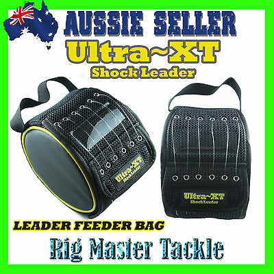 Ultra XT Leader/Line/Trace Feeder Bag Holds up to 6 Spools