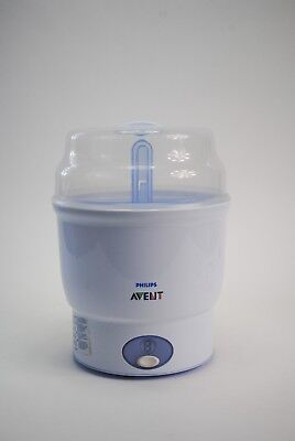 Philips AVENT iQ 24 Electric Baby Bottle Steam Sterilizer BPA Free