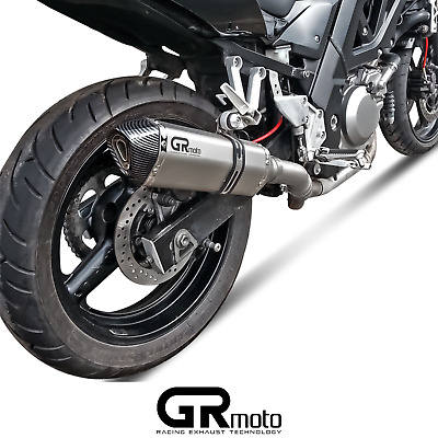Exhaust for SUZUKI SV650 SV 2003 - 2015 GRmoto Carbon