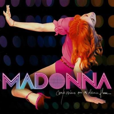 MADONNA - Confessions On A Dance Floor (CD 2005) EXC