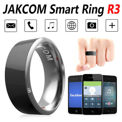 Jakcom R3 Smart Ring Magic NFC Ring for Android/iOS