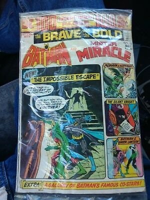 THE BRAVE and THE BOLD 112 (VF/NM)100 PAGE SUPER SPECTACULAR