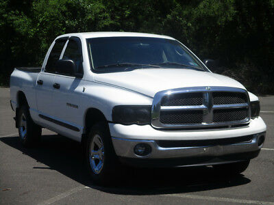 2002 Dodge Ram 1500 SLT CREW CAB 4WD 4X4 PICKUP TRUCK! COLD A/C! 2002 Dodge Ram 1500 SLT NO RESERVE CLEAN! RUNS DRIVES GREAT!