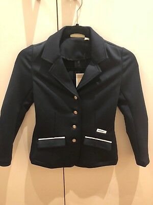Dublin Equestrian Girls Size 10 Competition/Show Jacket