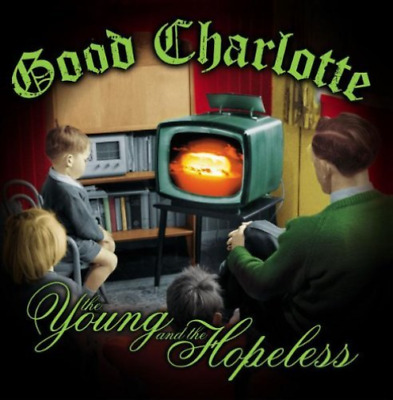 Good Charlotte-The Young and the Hopeless  (UK IMPORT)  CD / ECD NEW