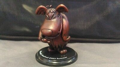 Wacky races muttley 2003 wonder festival rare konami figure