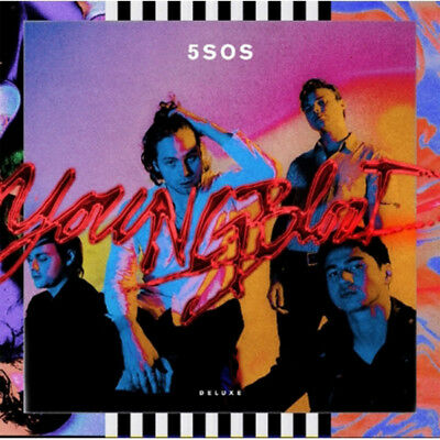 5 Seconds Of Summer - Youngblood 1Cd Korea Edition Brand New Sealed