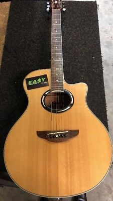 Yamaha APX 500 NT Acoustic Electric Guitar