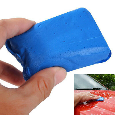 Magic Car Clean Clay Bar Detailing Wash Cleaner Sludge Mud Remove Blue auto Hot