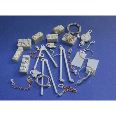 Resicast 1/35 REME Set No.2 Equipment w/Specific Parts for Scammell
