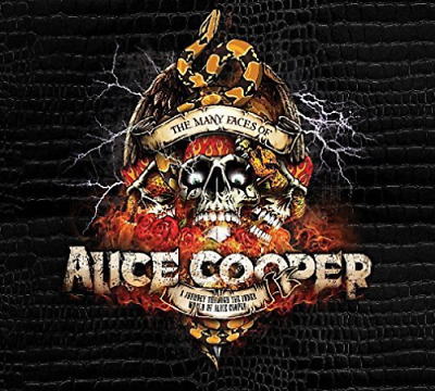 ALICE COOPER-The Many Faces Of Alice Cooper  (UK IMPORT)  CD NEW