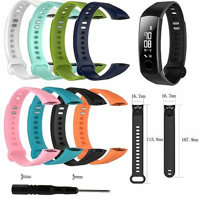 For Huawei Honor Band 3 Smart Watch Fitness Tracker Wrist Band Strap Bracelet